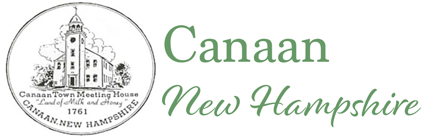 Logo for Canaan, NH