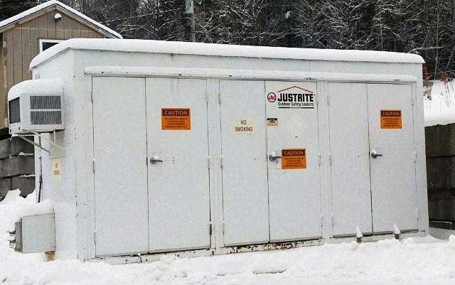 hhw storage depot