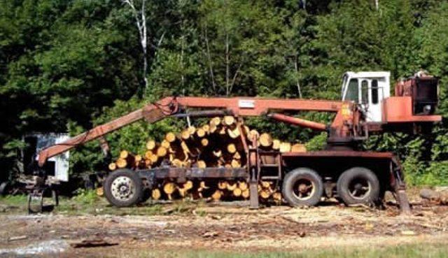 logging grapple