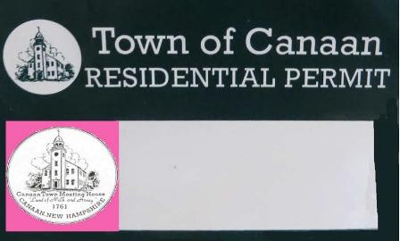 transfer station sample sticker