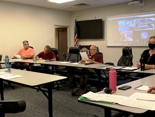 budget committee meeting